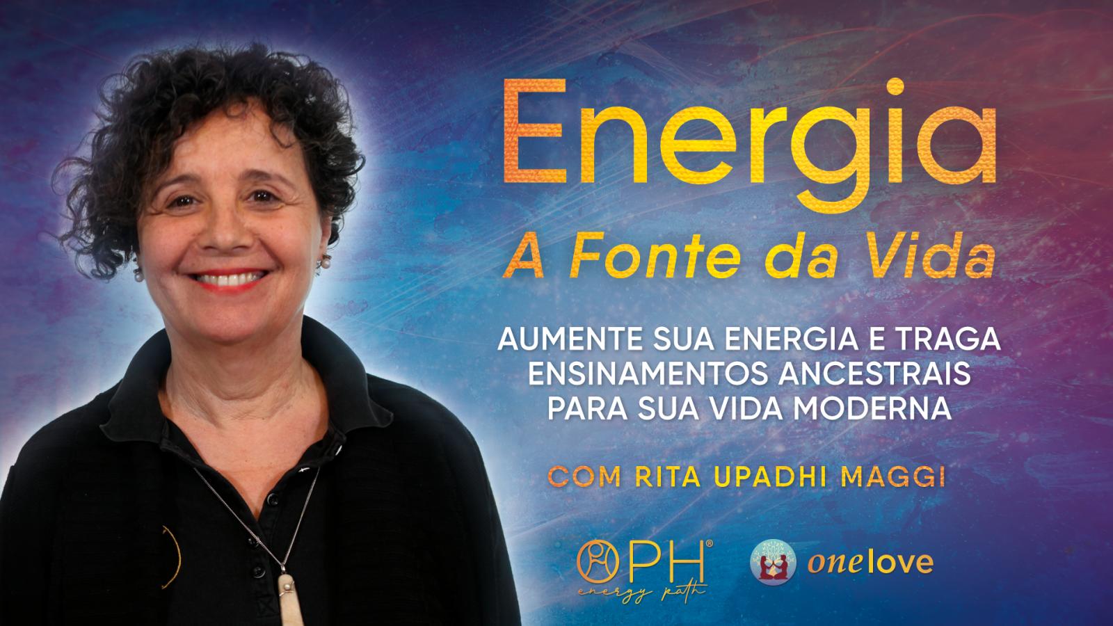 Energia, a Fonte da Vida